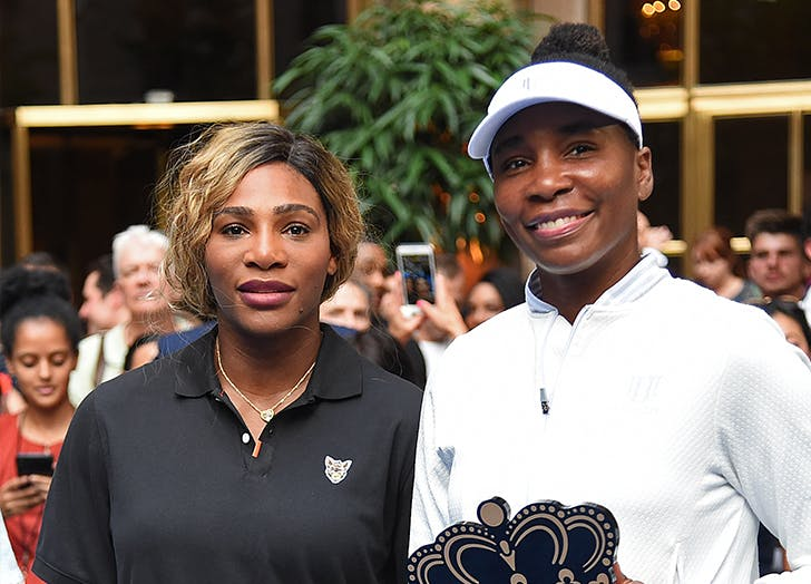 Venus Williams Says Being an Aunt to Sister Serenas Daughter Is the Easiest Job