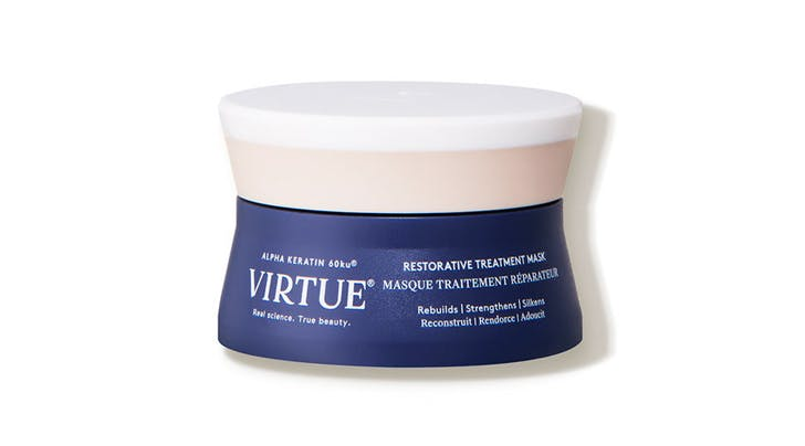 This Restorative Treatment Mask Took My Baby-Fine Hair from Sad to Soft in Just 3 Minutes