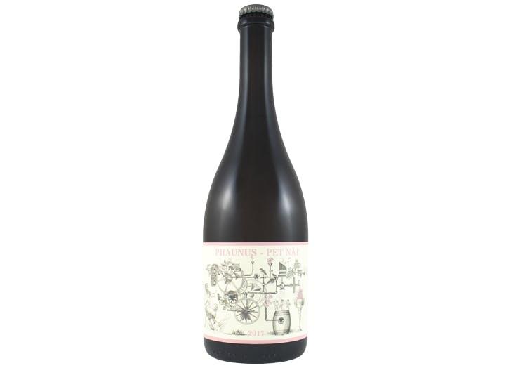 wines to gift 2017 Aphros Pet Nat Phaunus Rose