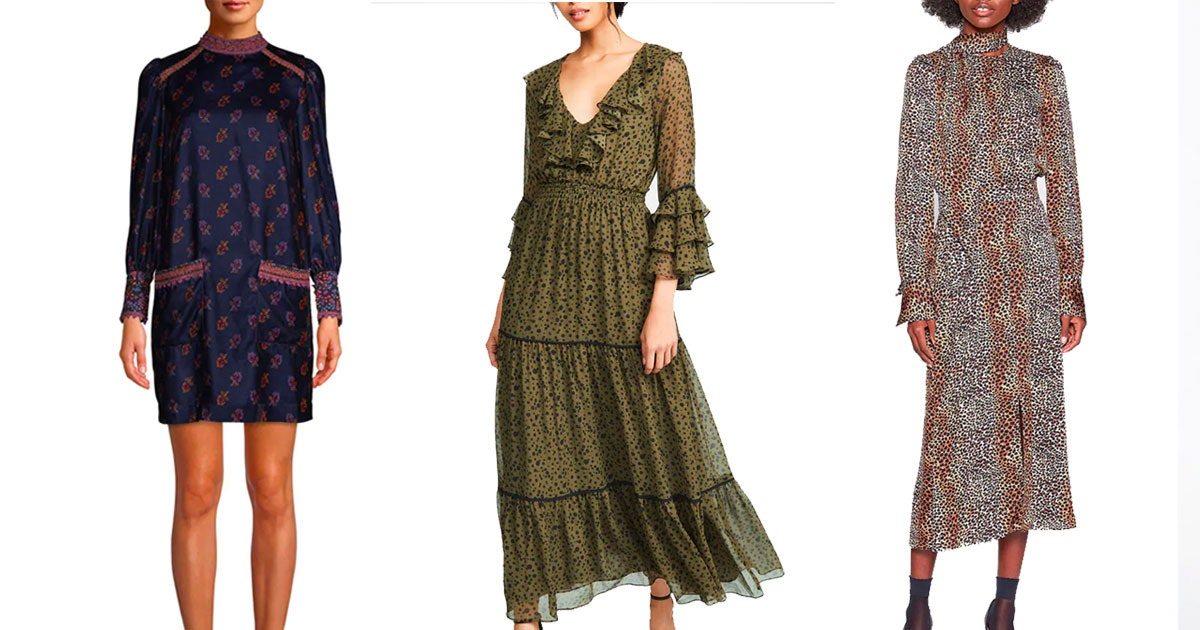 32 Winter Dresses That You Can Wear All Season Long Purewow