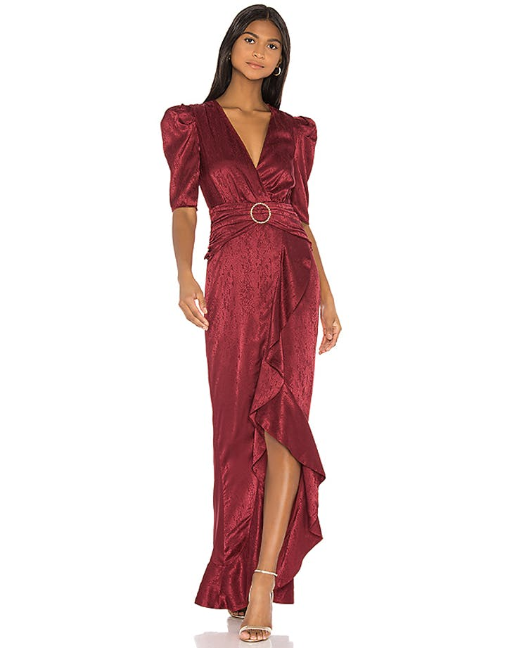 Edwin Maxi Dress by Song of Style