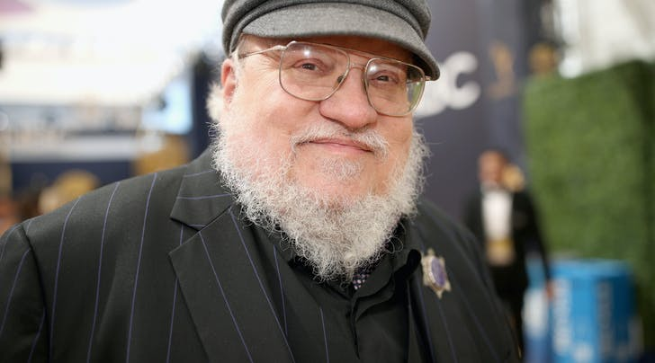 'Game of Thrones' Creator George R.R. Martin Is Not Happy 'The Long Night' Isn't Moving Forward