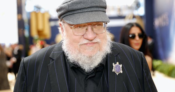 When Will George R.R. Martin's 'Winds of Winter' Be Finished? He Says 'Soon'