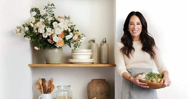 Joanna Gaines's New Cookbook 'Magnolia Table, Volume 2' Is Officially Available for Pre-Order