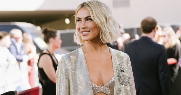 Here's a Friendly Reminder from Julianne Hough that 'We're Better Together'