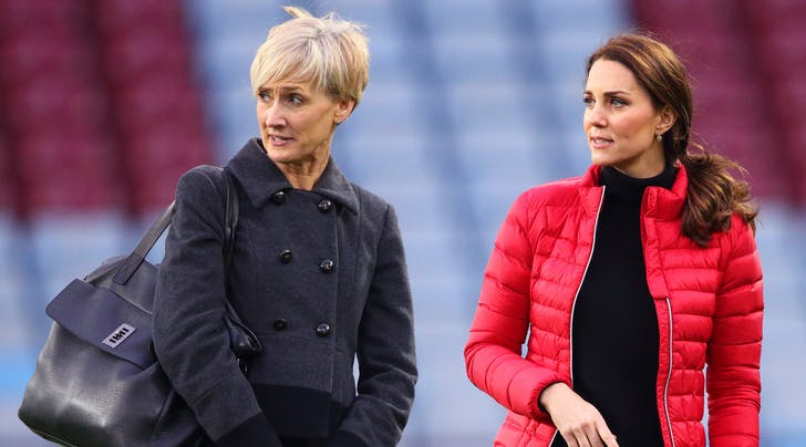 Kate Middleton's Personal Secretary, Catherine Quinn, Just Stepped Down