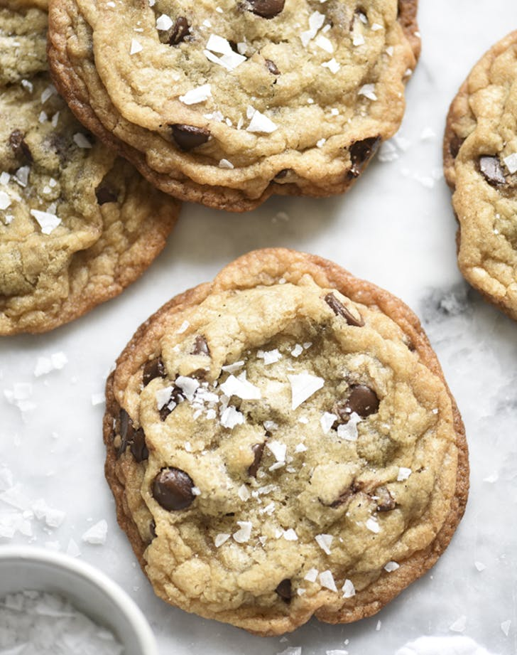 Milk Bar s Salted Chocolate Chip Cookies