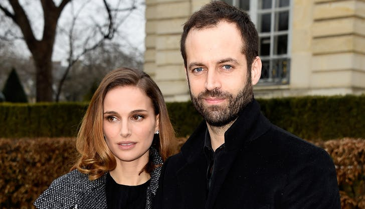 Natalie Portman husband benjamin millepied pascal le segretain getty images