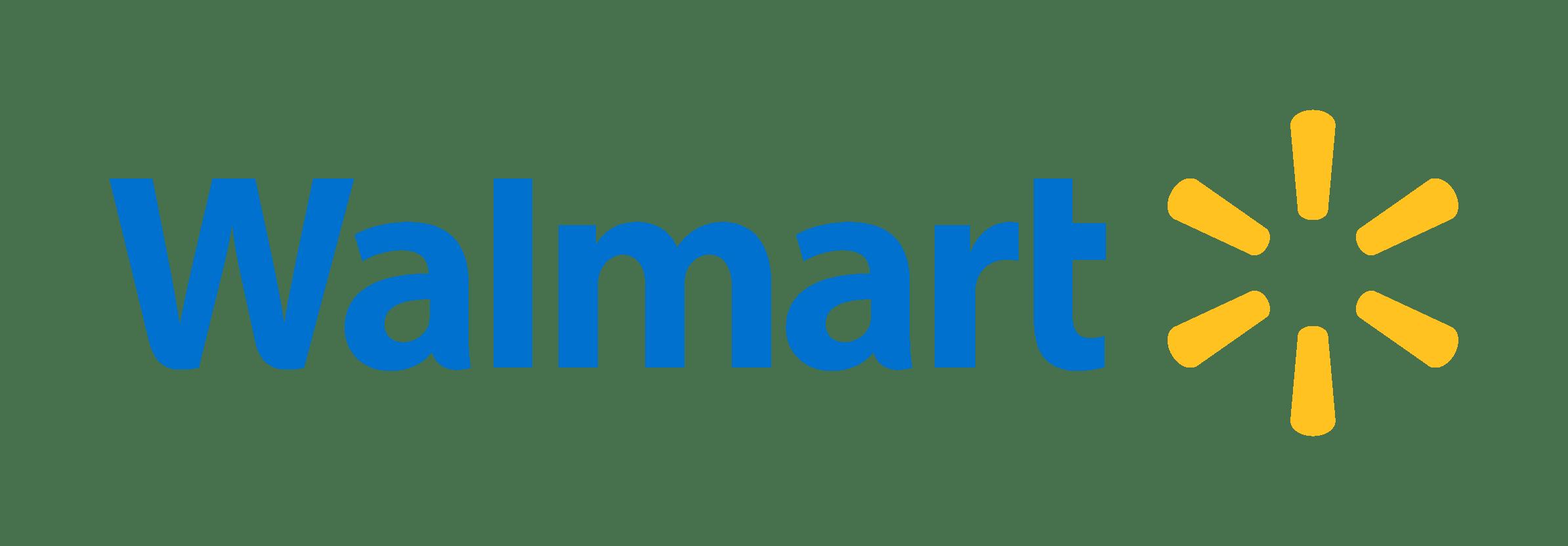 Walmart Logos Lockup horiz blu rgb