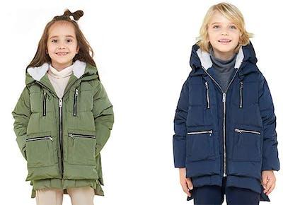amazon coat kids