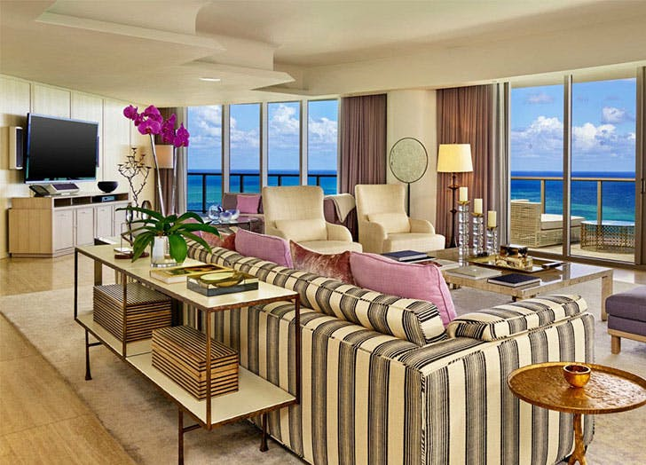 best hotels in miami the st regis bal harbour