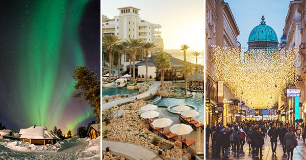 The 5 Best Places to Travel in December - PureWow