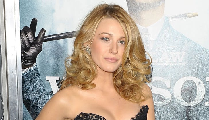 Blake Lively S Hair Evolution See The Pics Purewow