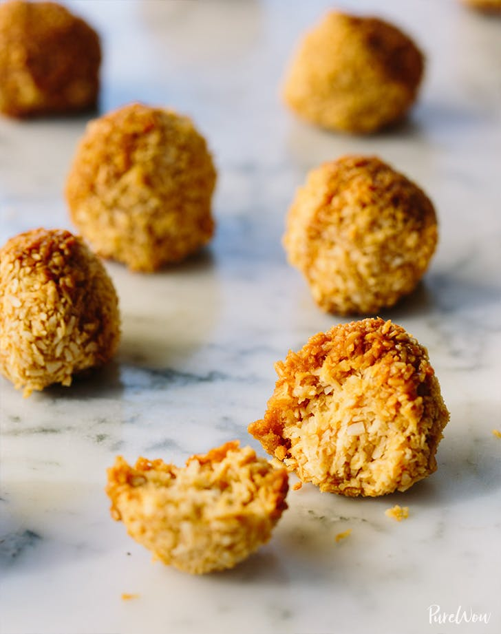 Caramel Coconut Macaroons