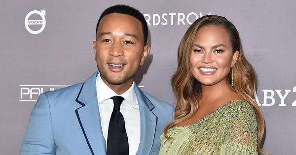 Chrissy Teigen Just Responded to John Legend Being Named the Sexiest Man Alive