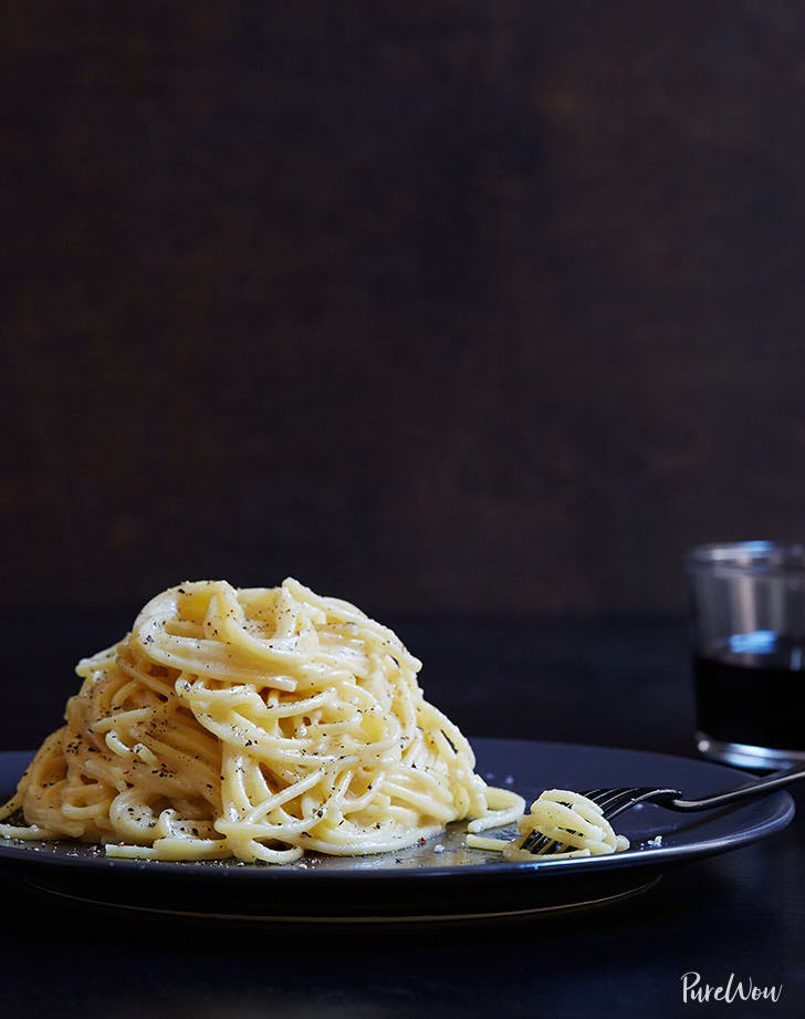 christmas eve dinner ideas cacio e pepe recipe