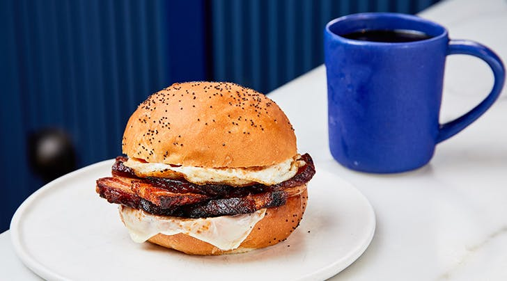 I Can't Stop Thinking About This Breakfast Sandwich
