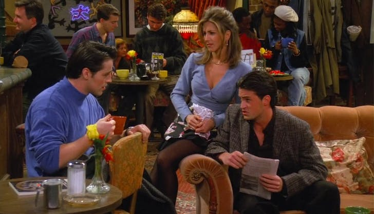 friends thanksgiving episodes The One Where Underdog Gets Away