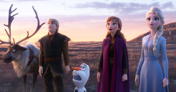 Phew! Kristoff is Back in 'Frozen 2,' and He's Finally Got a Song