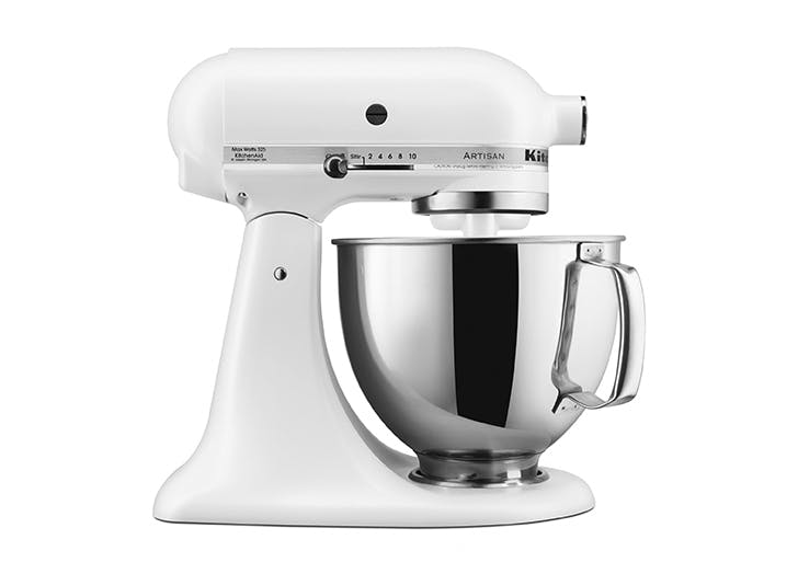gifts for bakers kitchenaid mixer