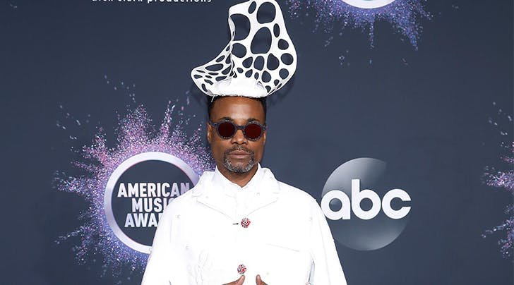 From Billie Eilish to Billy Porter, 5 Stars Who Rocked Headpieces at Last Night's AMAs