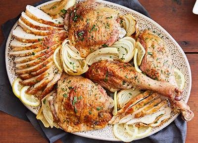 how to season a turkey 400