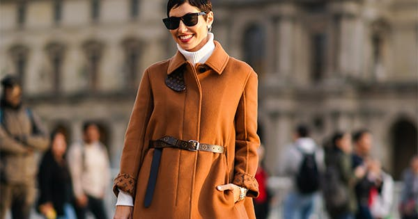 5 Ways to Belt Your Coat Like NYC's Chicest Women (and One Style to Avoid)
