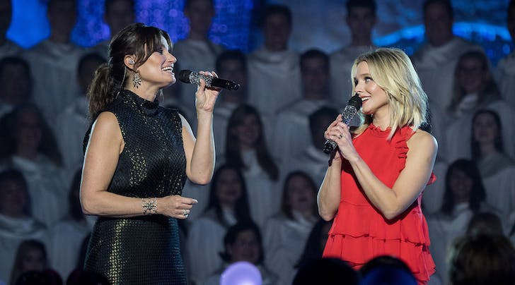 Kristen Bell & Idina Menzel Are Getting Stars on the Hollywood Walk of Fame