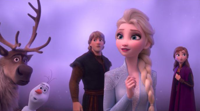 Is 'Frozen 2' Scarier Than 'Frozen 1?' Everything You Need to Know If You've Got a Monster-Hating Nervous Nelly In Your Home