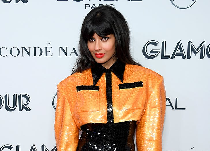 Jameela Jamil Says Tahani's Name-Dropping Is 'On Steroids' in the Final Season of 'The Good Place'