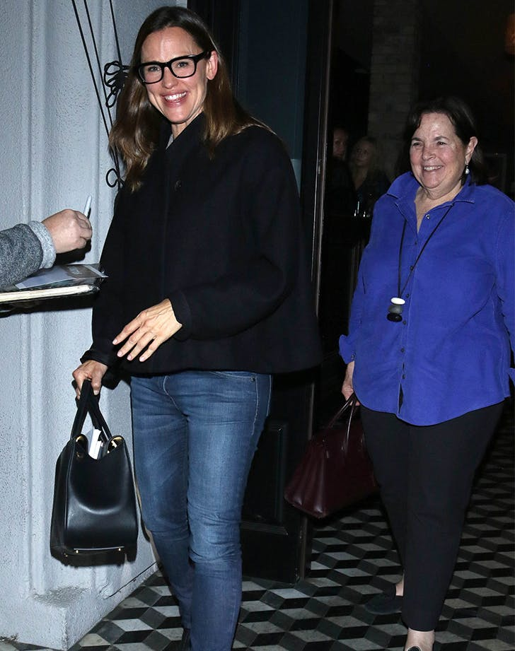 Once Again, Jennifer Garner and Ina Garten Are Hanging Out...(Without Us)