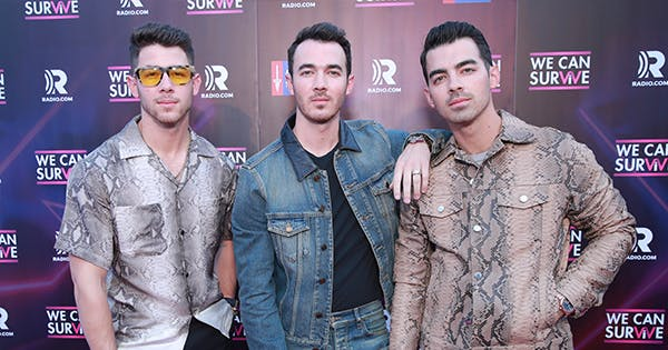Have a Holly Jolly Weekend! The New Jonas Brothers Christmas Song Is Here