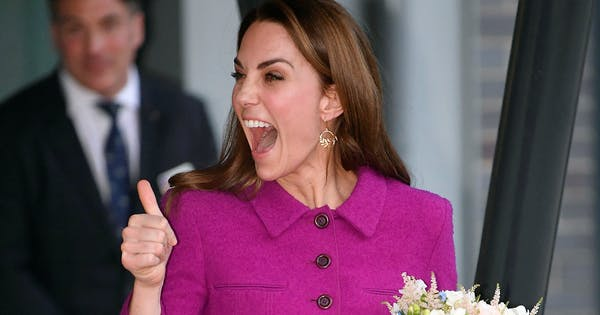 Kate Middleton Just Took Public Transportation to Her Latest Royal Outing