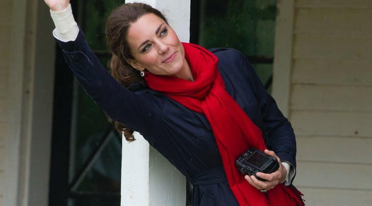 Kate Middleton & Prince William Just Applied for a Trademark & They Appear to Be Creating a Photography Prize