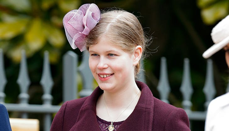 lady louise windsor queen granddaughter