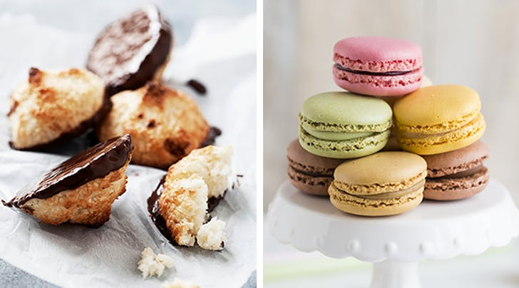 Macaroons vs. Macarons: What's the Difference Between the Cookies, Anyway?