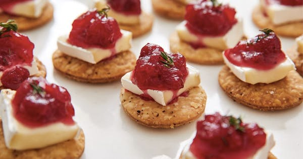 27 Make-Ahead Appetizers for Stressed-Out Hosts