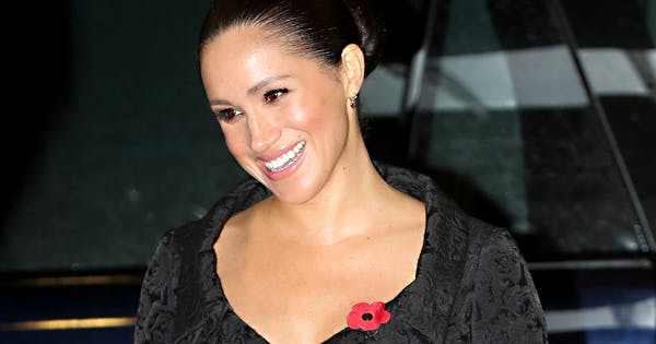 Meghan Markle Just Sent Personal Thank You Notes to a Group of Students