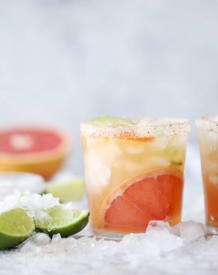mocktail recipes triple citrus kombucha fizz recipe