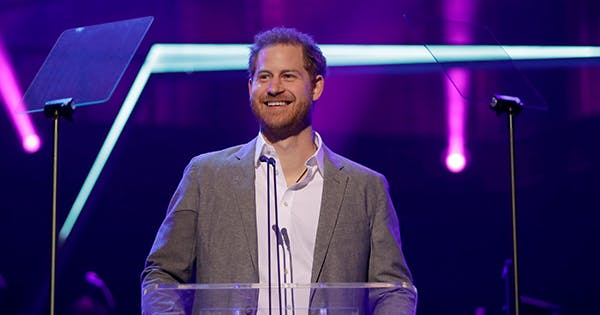 Is Prince Harry About to Take a Break from Royal Activities After Last Night's OnSide Awards Speech?