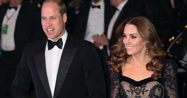 We Just Got a Glimpse Inside Kate Middleton & Prince William's Home and It Was Chic as Expected