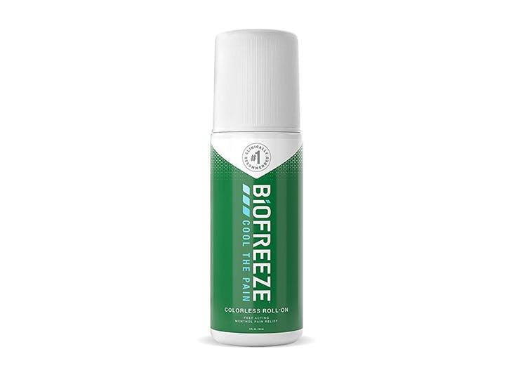 products for shoulder pain Biofreeze Pain Relief Gel