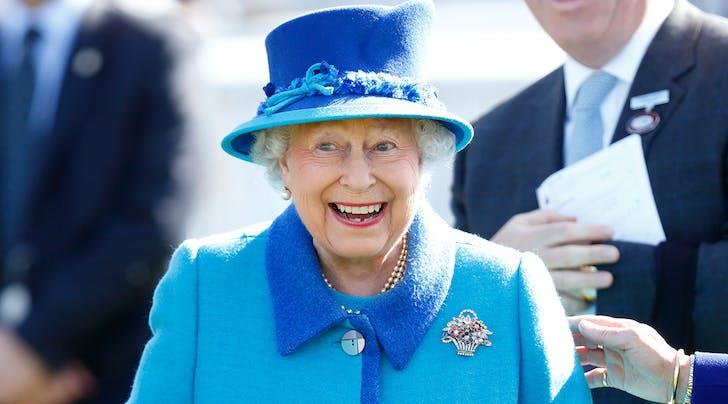 Notorious Jokester Queen Elizabeth Told Her Senior Dresser 'You're Sacked' After an April Fool's Prank