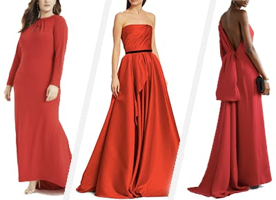red wedding dresses 400