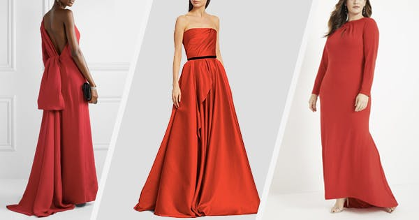 16 Red Wedding Dresses That Are Changing the Bridal Game