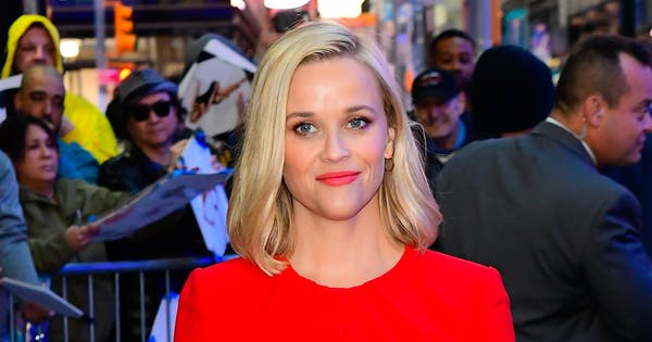 Reese Witherspoon's November Book Club Pick Is Here (and She Announced It in Draper James PJs)