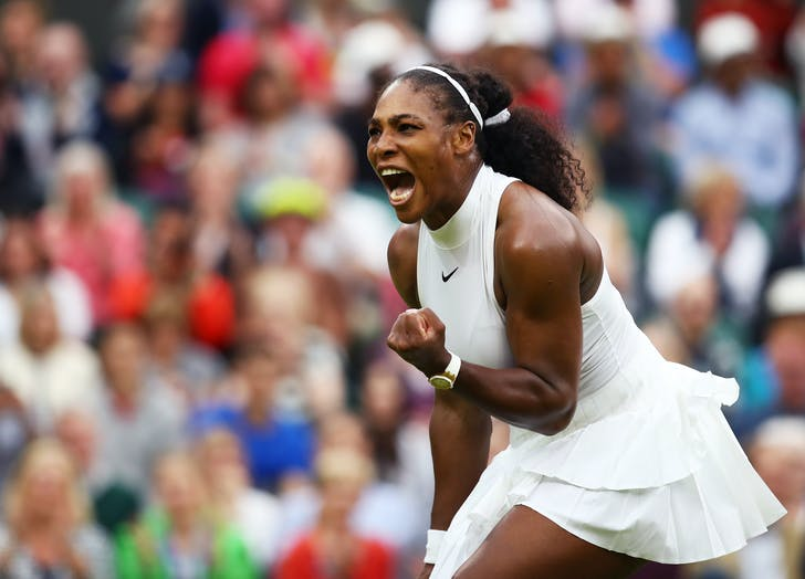 serena williams quotes clive brunskill getty images