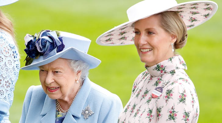 Sophie, Countess of Wessex Has a Super Personal Nickname for Queen Elizabeth
