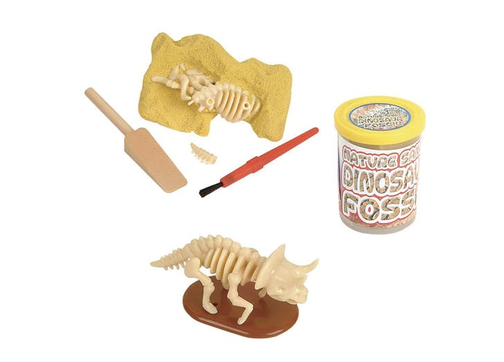 stocking stuffers for kids dino sand dig