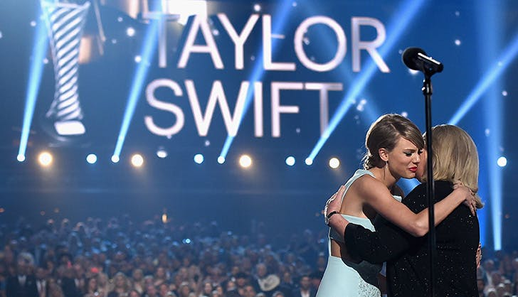 taylor swift awards